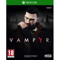 XONE VAMPYR OCC - Jeux Xbox One au prix de 29,95€