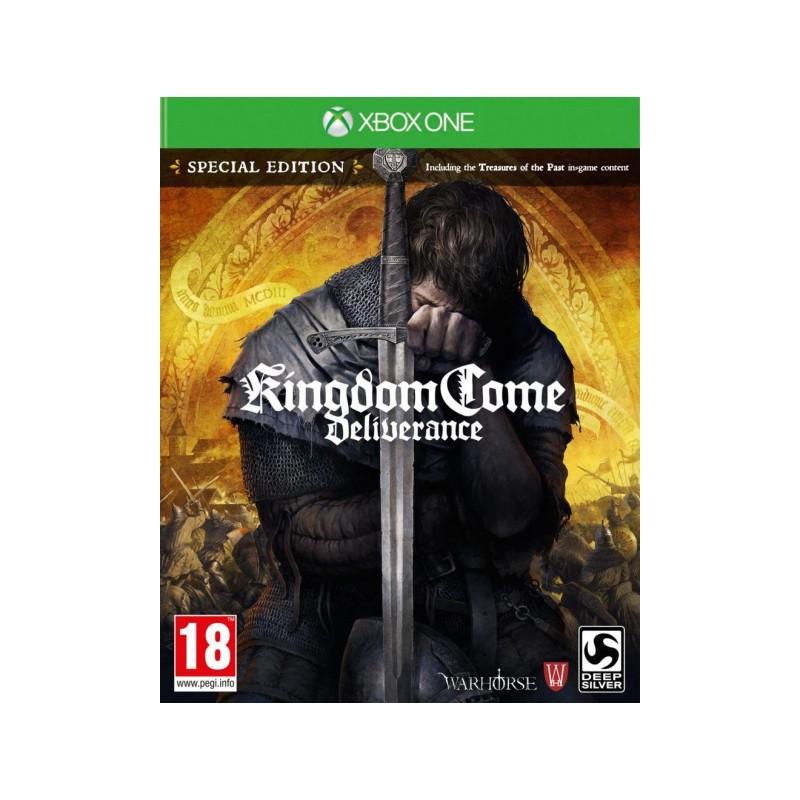 XONE KINGDOM COME DELIVERANCE OCC - Jeux Xbox One au prix de 14,95€
