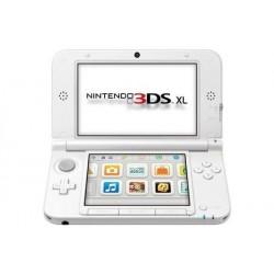 CONSOLE 3DS XL BLANCHE - Consoles 3DS au prix de 89,95€
