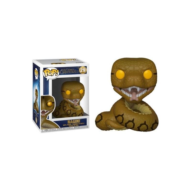 POP ANIMAUX FANTASTIQUES 29 NAGINI - Figurines POP au prix de 14,95€