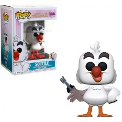 POP DISNEY LA PETIT SIRENE 566 SCUTTLE EUREKA - Figurines POP au prix de 14,95 €