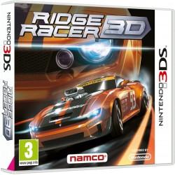 3DS RIDGE RACER 3D - Jeux 3DS au prix de 9,95€