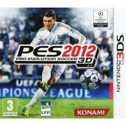 3DS PES 2012 - Jeux 3DS au prix de 19,95€