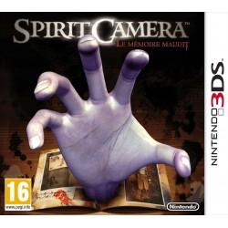 3DS SPIRIT CAMERA LE MEMOIRE MAUDIT - Jeux 3DS au prix de 14,95€