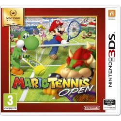 3DS MARIO TENNIS OPEN SELECT - Jeux 3DS au prix de 14,95€