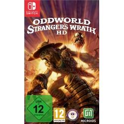 SWITCH ODDWORLD STRANGER S WRATH - Jeux Switch au prix de 29,95€