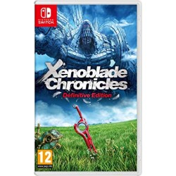 SWITCH XENOBLADE CHRONICLES DEFINITIVE EDITION - Jeux Switch au prix de 59,95 €