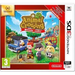3DS ANIMAL CROSSING NEW LEAF SELECTS - Jeux 3DS au prix de 12,95€