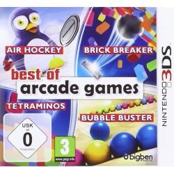 3DS BEST OF ARCADE GAMES - Jeux 3DS au prix de 14,95€