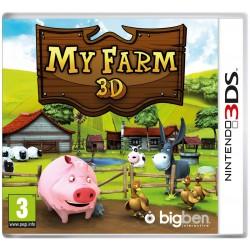 3DS MY FARM 3D - Jeux 3DS au prix de 14,95€