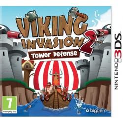 3DS VIKING INVASION 2 - Jeux 3DS au prix de 14,95€