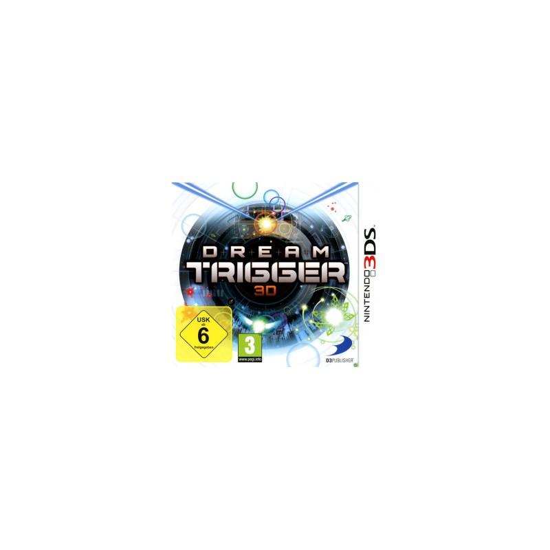 3DS DREAM TRIGGER - Jeux 3DS au prix de 6,95€
