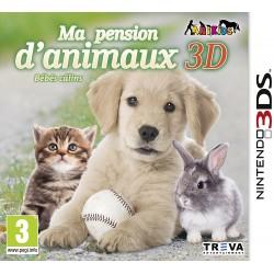 3DS MA PENSION D ANIMAUX BEBES CALINS - Jeux 3DS au prix de 9,95€