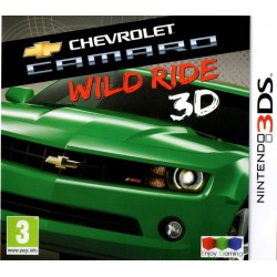 3DS WILD RIDE 3D - Jeux 3DS au prix de 21,95€