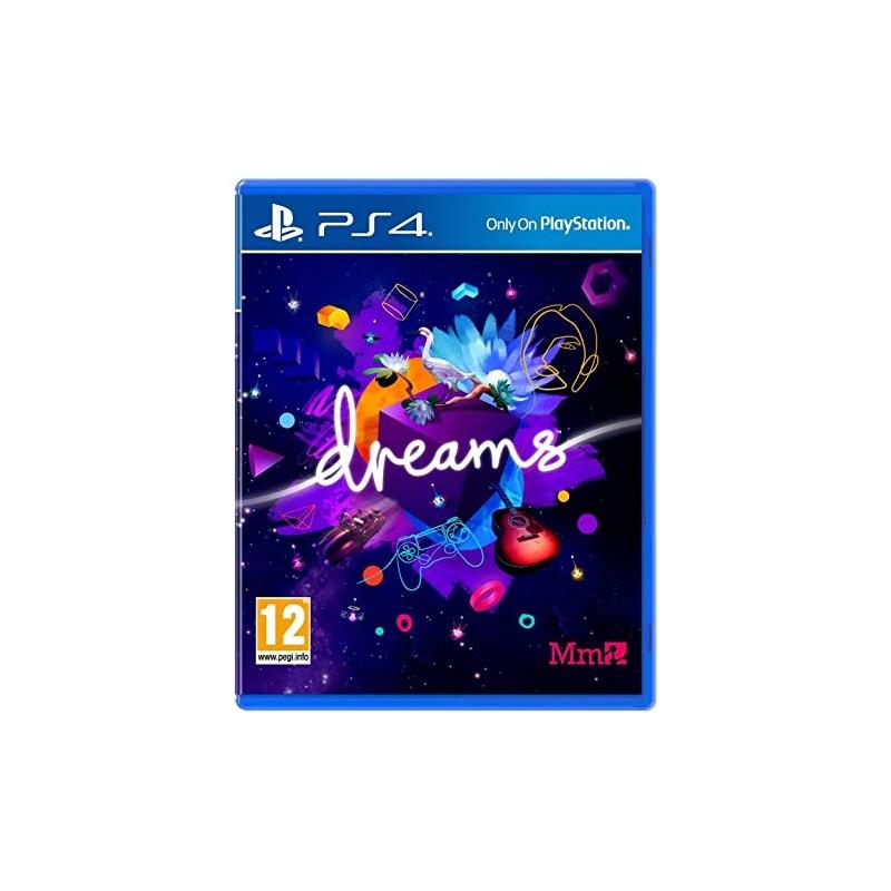PS4 DREAMS OCC - Jeux PS4 au prix de 19,95€