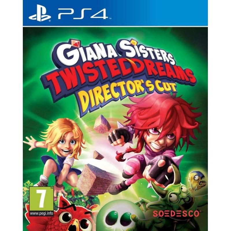 PS4 GIANA SISTERS TWISTED DREAMS DIRECTOR S CUR OCC - Jeux PS4 au prix de 9,95€