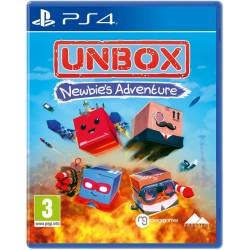 PS4 UNBOX NEWBIE S ADVENTURE OCC - Jeux PS4 au prix de 6,95€