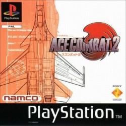 PSX ACE COMBAT 2 - Jeux PS1 au prix de 2,95€