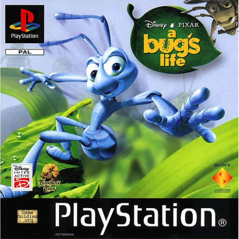 PSX A BUGS LIFE - Jeux PS1 au prix de 4,95€