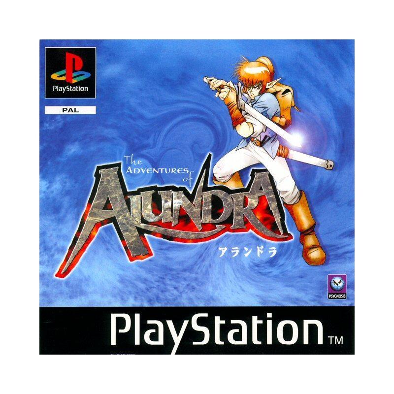 PSX THE ADVENTURES OF ALUNDRA - Jeux PS1 au prix de 49,95€