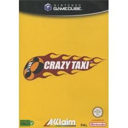 GC CRAZY TAXI - Jeux GameCube au prix de 14,95€
