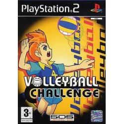 PS2 VOLLEYBALL CHALLENGE - Jeux PS2 au prix de 3,95€