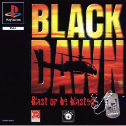 PSX BLACK DAWN - Jeux PS1 au prix de 9,95€