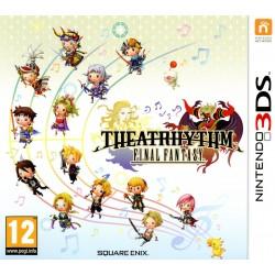 3DS THEATRHYTHM FINAL FANTASY - Jeux 3DS au prix de 9,95€