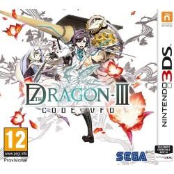3DS 7TH DRAGON 3 CODE VFD - Jeux 3DS au prix de 29,95€