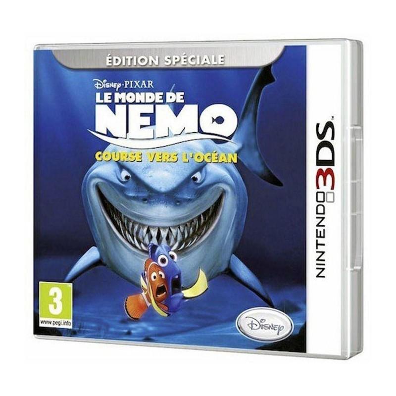 3DS MONDE DE NEMO COURSE OCEAN - Jeux 3DS au prix de 19,95€