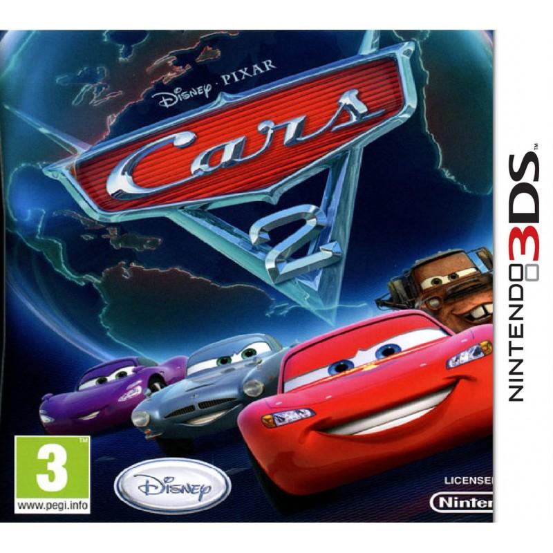 3DS CARS 2 - Jeux 3DS au prix de 14,95€