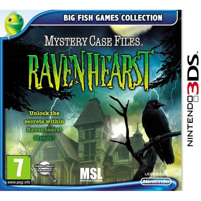 3DS RAVENHEARST - Jeux 3DS au prix de 6,95€