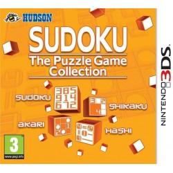3DS SUDOKU THE PUZZLE GAME COLLECTION - Jeux 3DS au prix de 14,95€