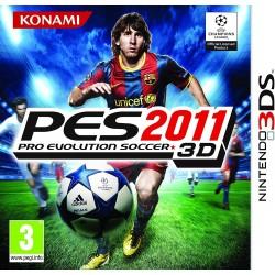 3DS PES 2011 - Jeux 3DS au prix de 9,95€