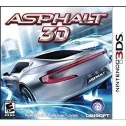 3DS ASPHALT 3D - Jeux 3DS au prix de 14,95€