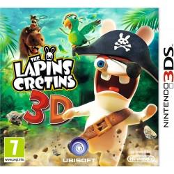 3DS LES LAPINS CRETIN 3D - Jeux 3DS au prix de 7,95€