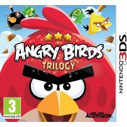 3DS ANGRY BIRDS TRILOGY - Jeux 3DS au prix de 11,95€