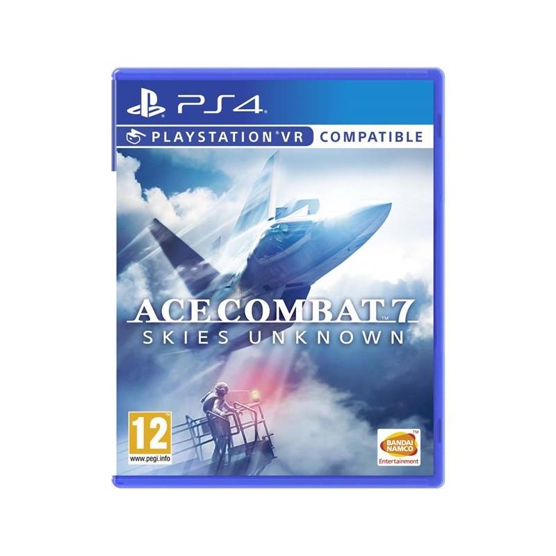 PS4 ACE COMBAT 7 SKIES UNKNOWN - Jeux PS4 au prix de 24,95€