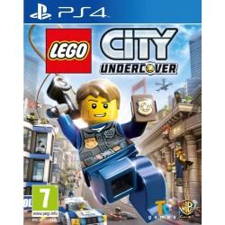 PS4 LEGO CITY UNDERCOVER - Jeux PS4 au prix de 24,95€