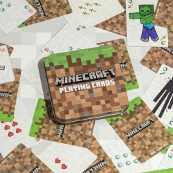 JEU DE CARTES MINECRAFT - Cartes à collectionner ou jouer au prix de 7,95€