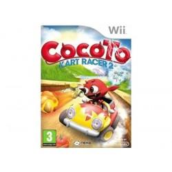 WII COCO KART RACER 2 - Jeux Wii au prix de 14,95€
