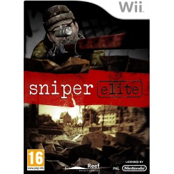 WII SNIPER ELITE - Jeux Wii au prix de 10,95€