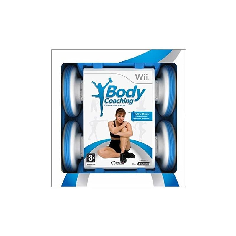 WII MY BODY COACH ET ALTERES - Jeux Wii au prix de 16,95€