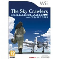 WII SKY CRAWLERS - Jeux Wii au prix de 9,95€