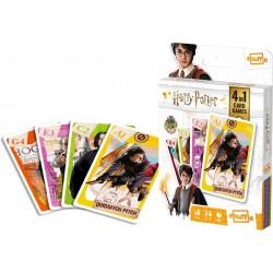JEU DE CARTES HARRY POTTER 4 EN 1 - Cartes à collectionner ou jouer au prix de 5,95€