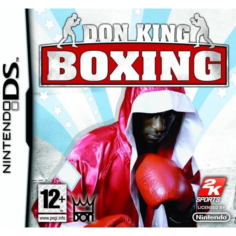 DS DON KING BOXING - Jeux DS au prix de 4,95€