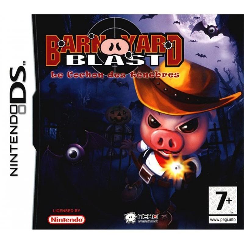 DS BARNYARD BLAST - Jeux DS au prix de 8,95€