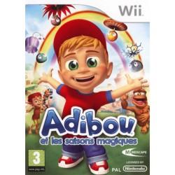 WII ADIBOU ET LES SAISONS MAGIQUES - Jeux Wii au prix de 9,95€