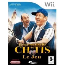 WII BIENVENUE CHEZ LES CHTIS - Jeux Wii au prix de 6,95€