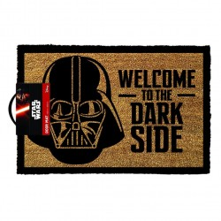 PAILLASSON STAR WARS WELCOME TO THE DARK SIDE - Autres Goodies au prix de 24,95 €